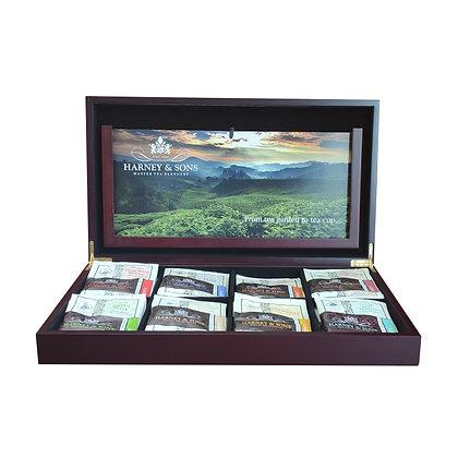Caja de lujo para servicio de té