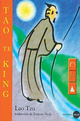 Libro, Tao Te King Edición de Bolsillo
