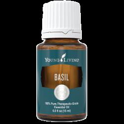 Aceite Esencial de Albahaca 5 ml