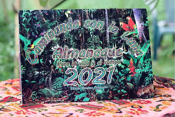 Almanaque Caminando con la Luna 2021
