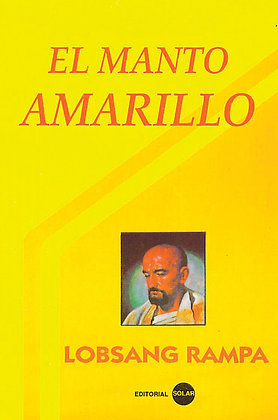 Libro, El Manto Amarillo