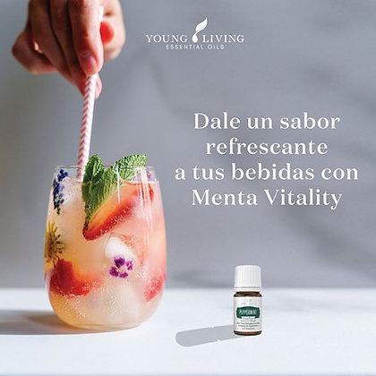 Aceite esencial de Menta - Peppermint 5 ml