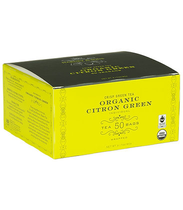 Organic Citron Green