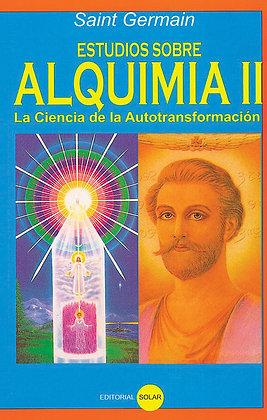 Libro, Estudios Sobre Alquimia ll La Ciencia de la Autotransformación