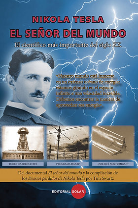 Libro, Nikola Tesla: El Señor del Mundo
