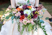 Mixed Color Bridal Bouquet
