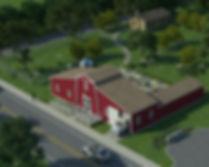 Farm-To-Table Organic Market - aerial vi