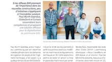 Partenariat commercial d'Eurosia, GlobeZenit et Paul Wurth Geprolux pour digitaliser le patrimoi