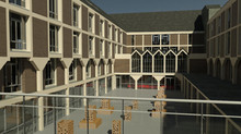 BIM case: 24,000 sqm BIM model for renovation purposes in university buildings (UCL - Eurosia)