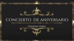 Diploma de Reconocimiento Aniversario Directores Unidos