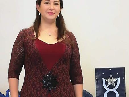 Carmen Gloria Mella Mora, obtiene Premio Internacional
