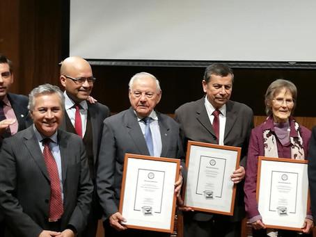 Miguel Angel San Martín Periodísta Chillanejo Premiado en Concepción