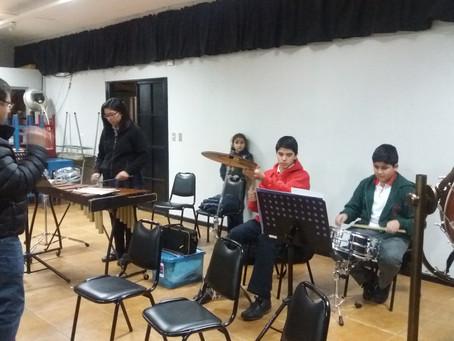 Se forma la 5ta. Generación de la Orquesta Sinfónica infantil Claudio Arrau  León.-