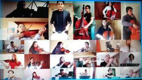 Culmina Exitoso 9no Encuentro de Orquestas de Traiguen 2020.-