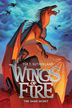 Wings of Fire Book Four- The Dark Secret