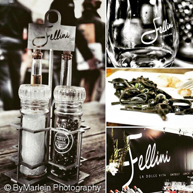 Instagram - #salt #saltandpepper #pepper #oliveoil #vinegar #blackpasta #pasta #tagliatelle #springo