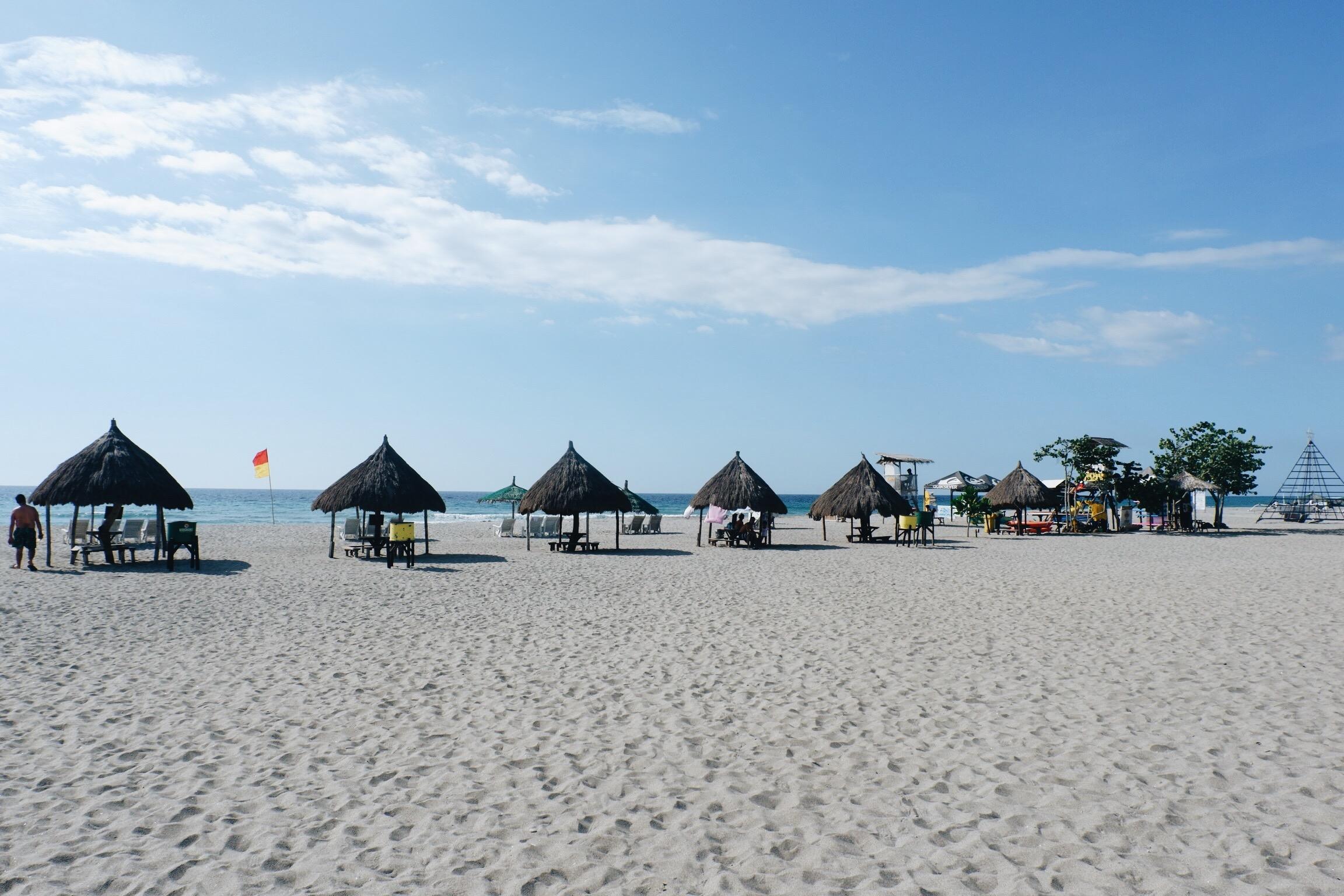 Crystal Beach Resort Capones Island Anawangin Cove