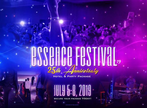 Essence 25th Music Festival 2019