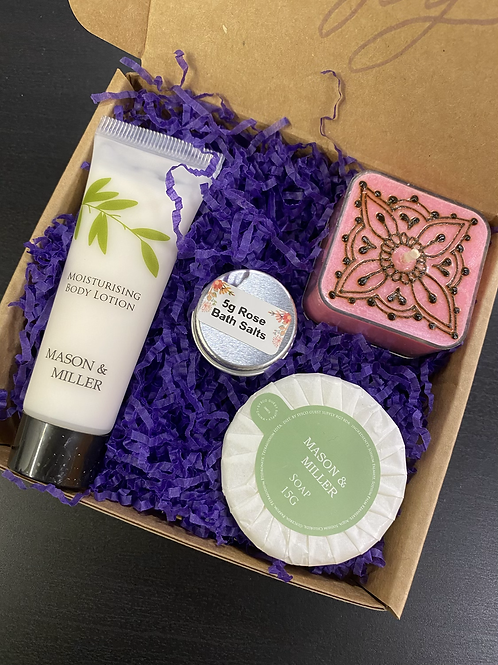 Relax and Enjoy Pamper Set