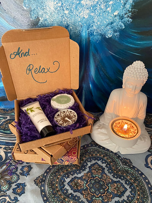 And... Relax | Small Pamper Pack