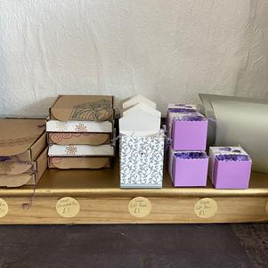 Gift box range