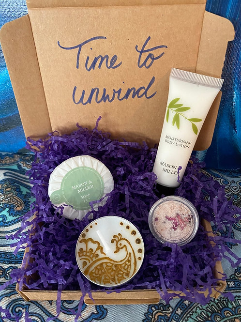 Time To Unwind   Pamper Pack