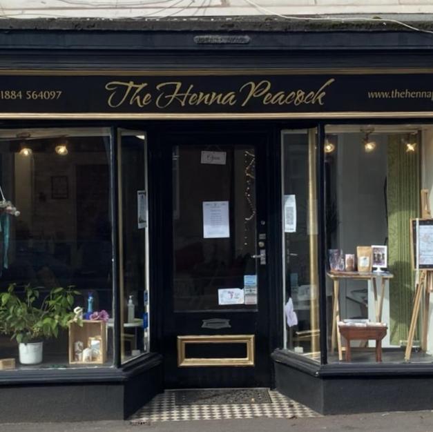 The Shop, in Cullompton