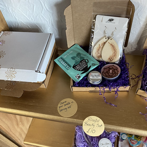 Pamper sets and gifts