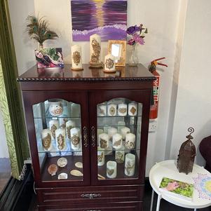 Candle display