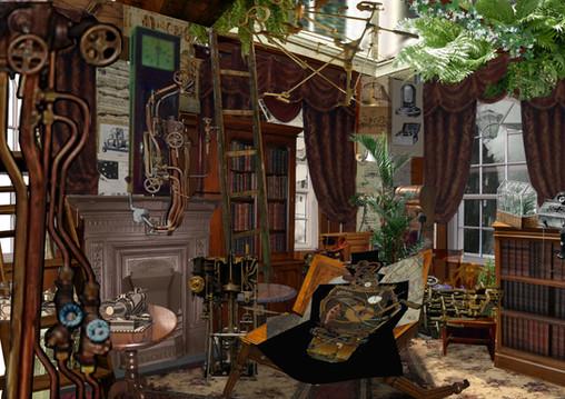 Arthur's Flat Interior