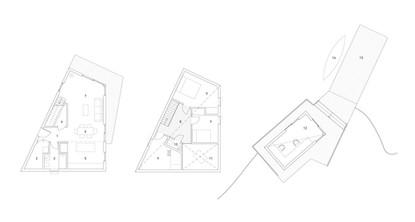 Cordova Lake Cottage Plans