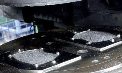 ENERGIT brake pad manufacturing innovation
