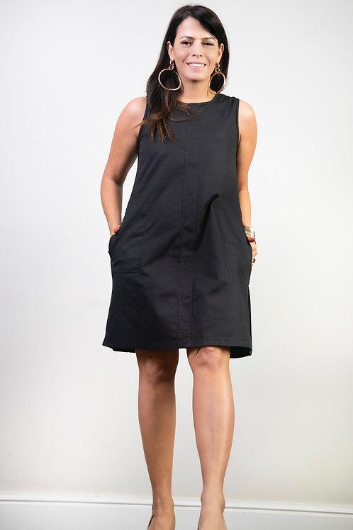 MALY שמלה שחורה