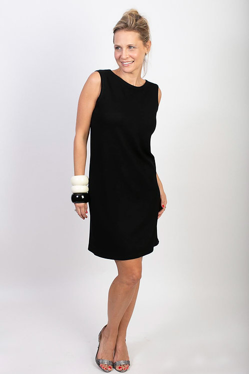 SAINT שמלה שחורה