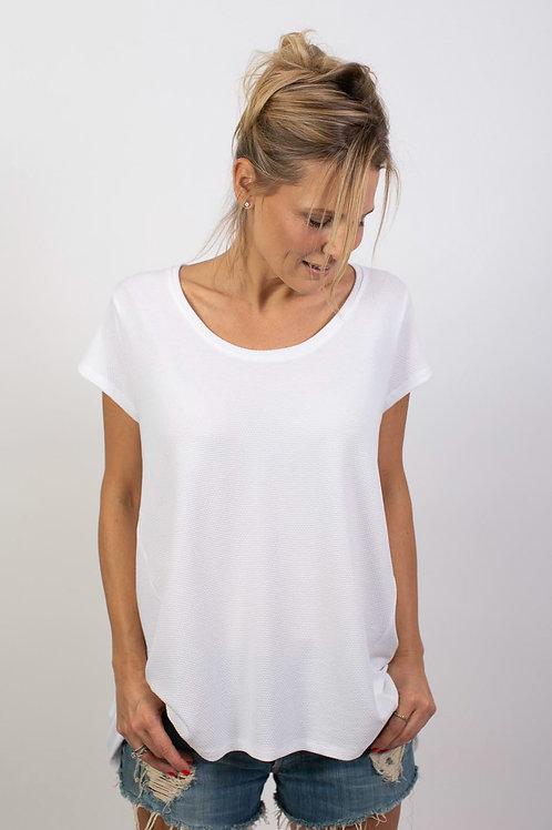 BURI חולצה לבנה