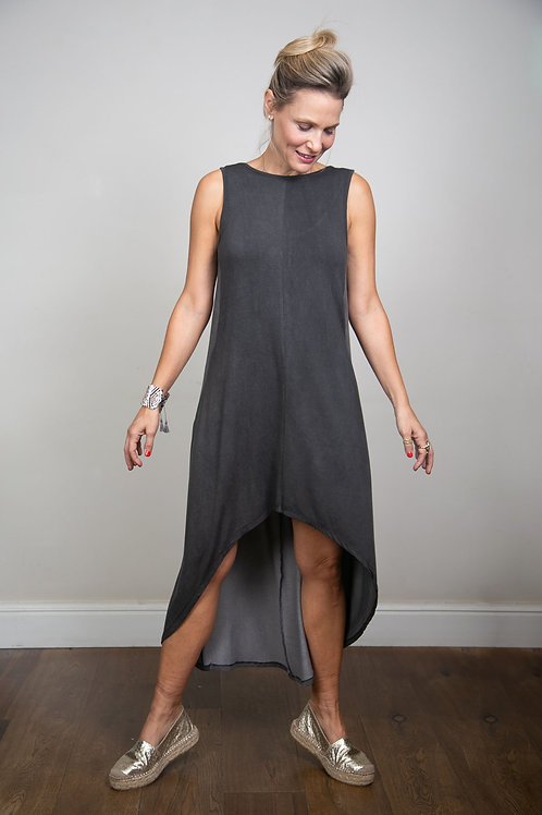 LITEL  שמלה אפורה
