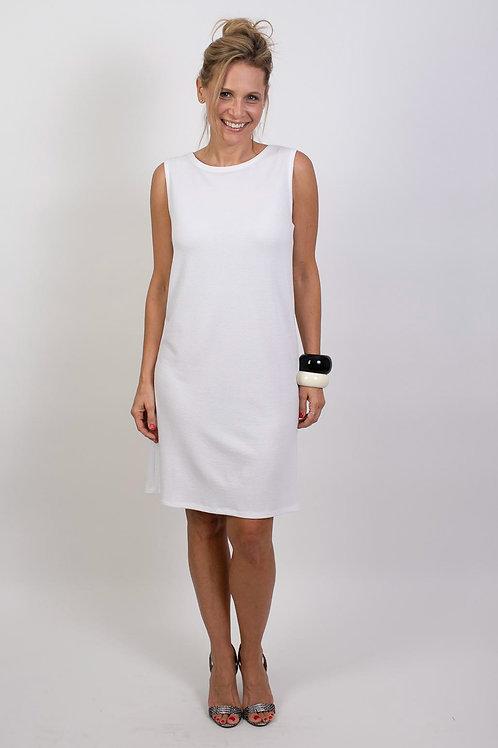 SAINT שמלה לבנה