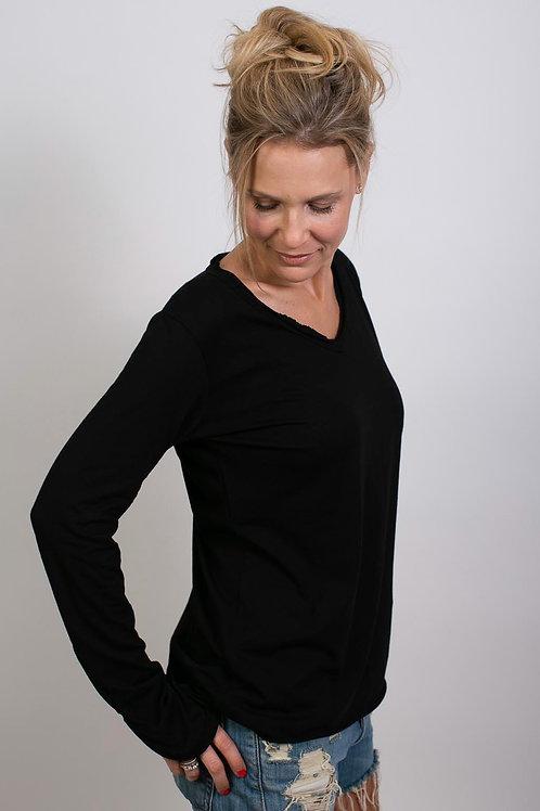 BLUM חולצה שחורה