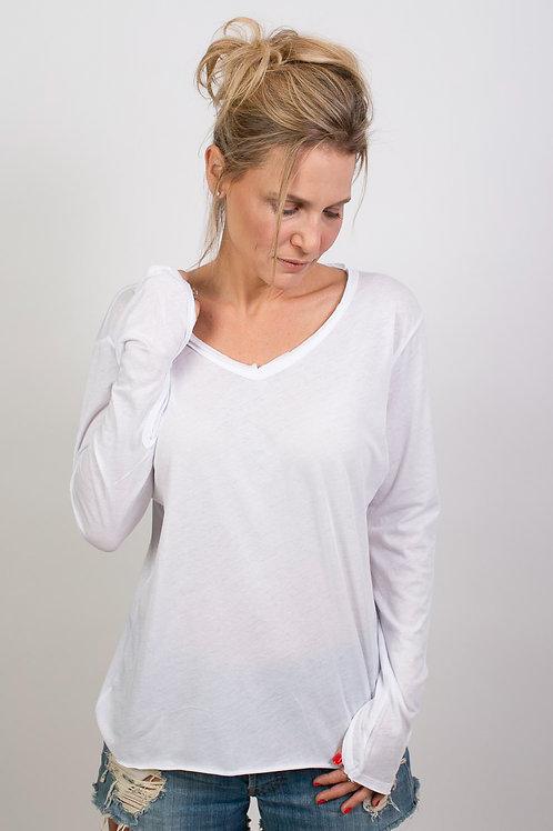 BLUM חולצה לבנה