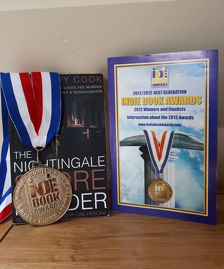 Indie Book Award 2012