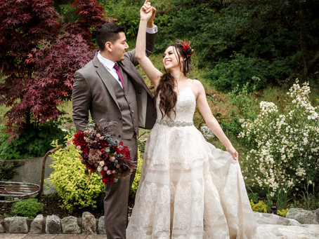 Rustic & Romantic Mountain - Styled Shoot