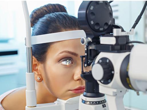 Routine vs Medical Eye Exam
