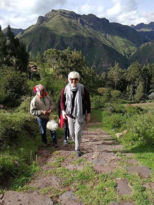 Mountain in Peru