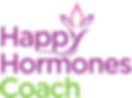 Happy Hormones Coach Logo