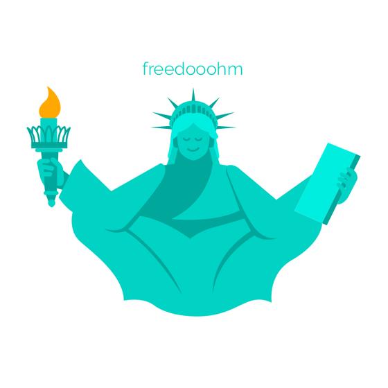 Freedooohm