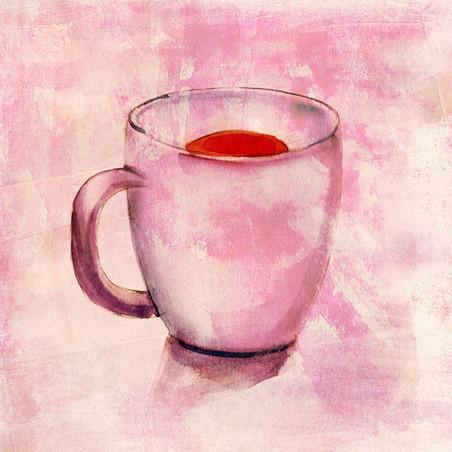 Healthy Life: Rose Petal Tea