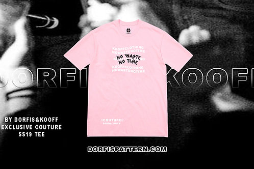 KOOFF x DORFIS PATTERN TEE