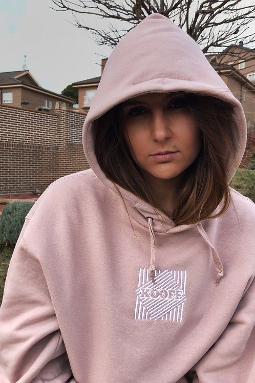 COUTURE HOODIE NUDE