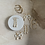 Thumbnail: Pearl Drop Earrings 14k plated