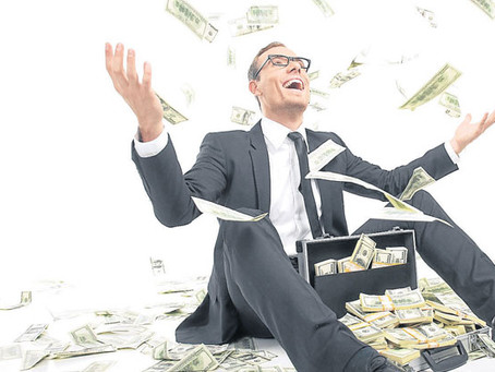 Is being a Recruiter in Australia like winning the lottery?